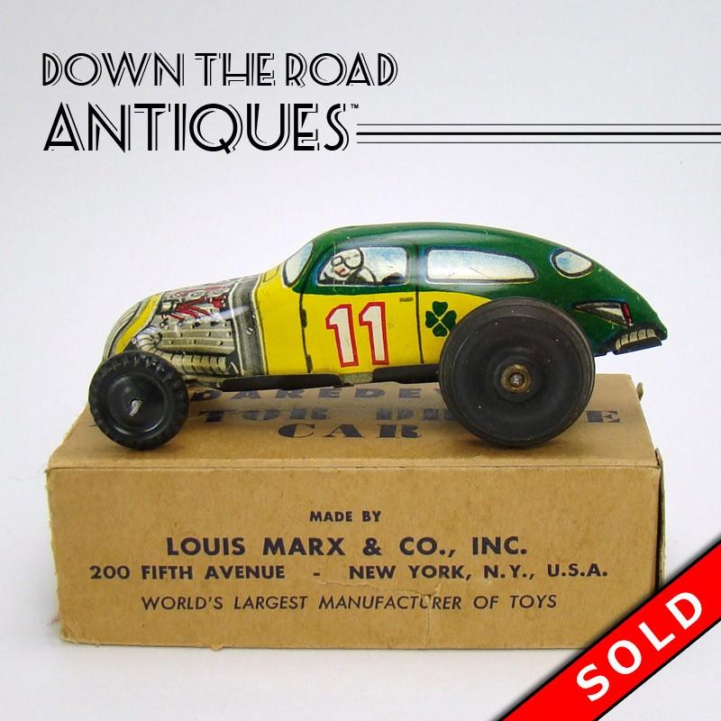 Wind Up Marx Race Car