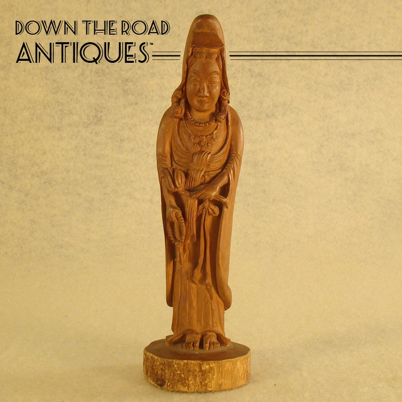 Asian Carved Wood 71
