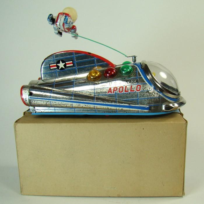 apollo spacecraft batteries - photo #40
