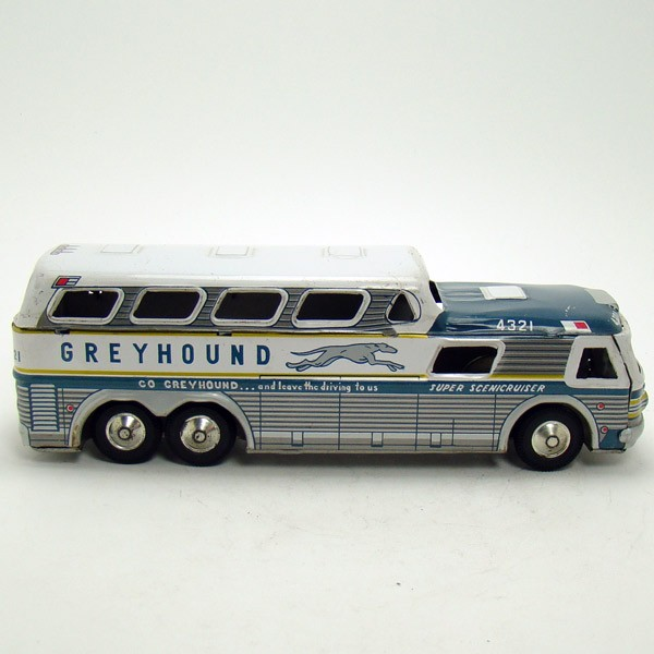 My Model Bus Collection