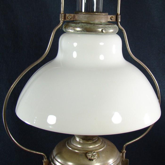 Aladdin Country Store Hanging Kerosene Lamp - 1880's