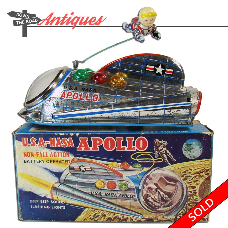 apollo spacecraft batteries - photo #19