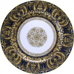 Signed Royal Dalton England Porcelain Plate