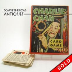 Charlie Chan Card Game