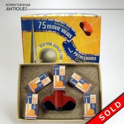 New York World's Fair Pathegrams and Viewer Souvenir