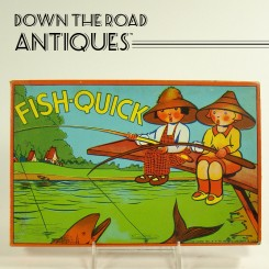 Fish-Quick Game - 1940's