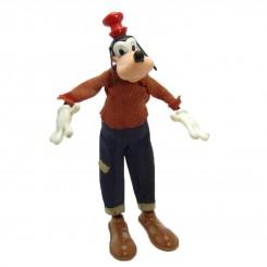 Marx Goofy bendy toy by Walt Disney Productions