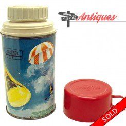 1963 Orbit Thermos Bottle No. 2856 - John Glenn NASA Space Program (SOLD)