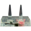 Lucite Ring and Lipstick Holder