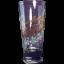 German Enameled Glass Memorial Drinking Vessel - 1905
