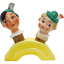 Goebel Hummel Porcelain Jiggers - 1950's