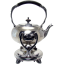 Barbour Silver Plated Tilting Tea Pot Server - 1880's