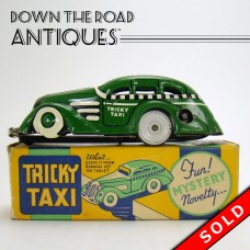 Marx Tricky Taxi Wind-up Toy - MIB (SOLD)
