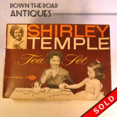 Shirley Temple Tea Set - Mint in Box (SOLD)