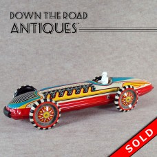 Marx Tin Racer Wind-up Toy (SOLD)