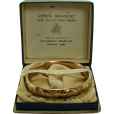 Gold-Filled Ladies Bracelet in Original Box