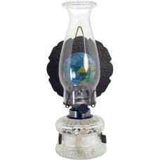 Unusual Hanging Bracket Lamp - 1900